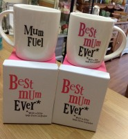 The Bright Side Best Mum Ever Mug